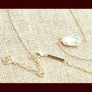 Kendra Scott Elisa Iridescent necklace